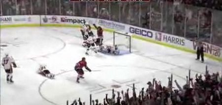 Havlat Wins it in OT! (NHL Network)